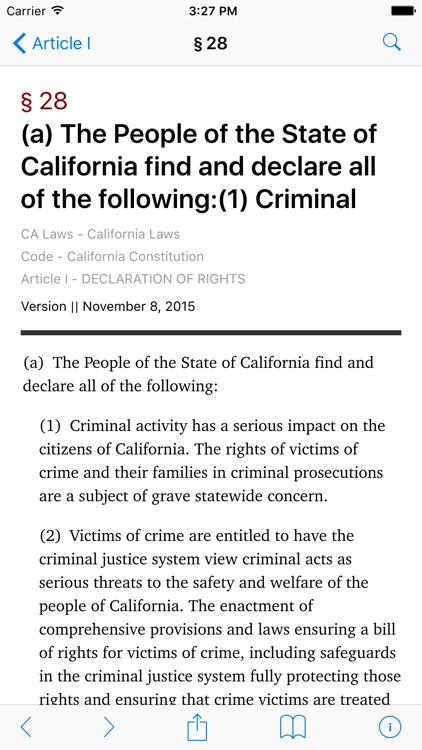California Law (LawStack Series) screenshot-1
