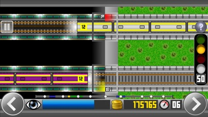 Subway Simulator 2D App 截图