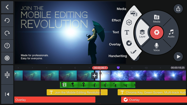 Kinemaster Pro Video Editor On The App Store
