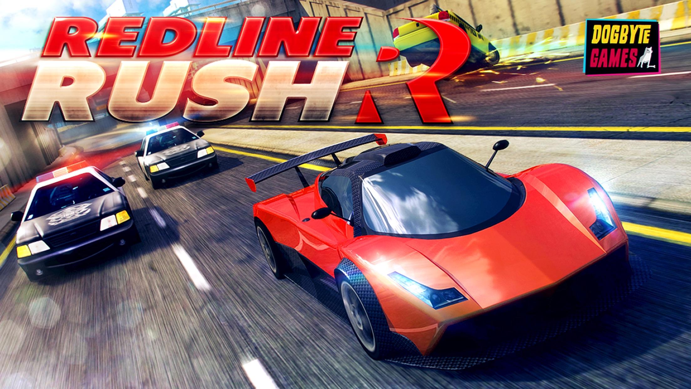 Screenshot do app Redline Rush