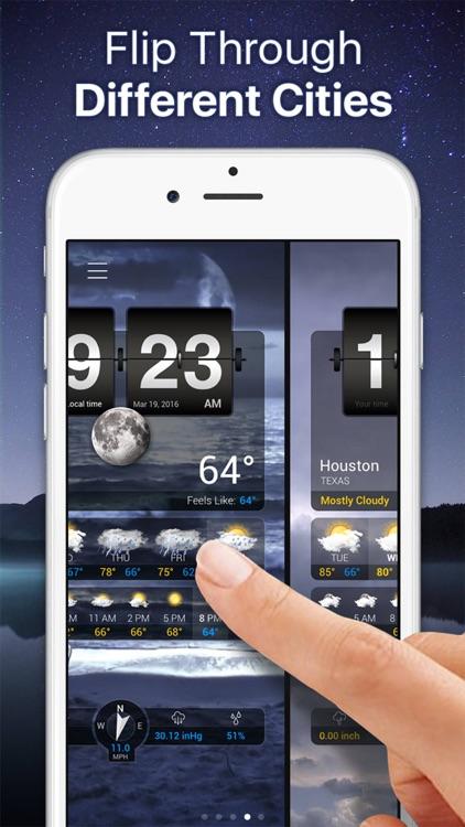 Weather+ screenshot-3