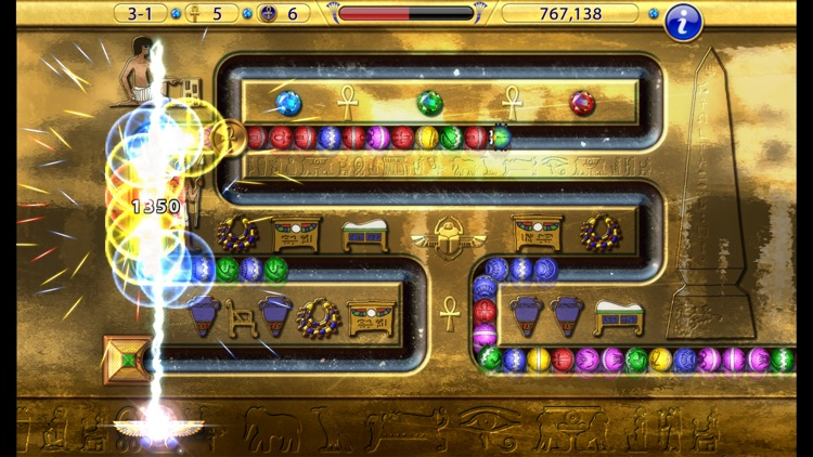 Luxor:  Amun Rising HD screenshot-2