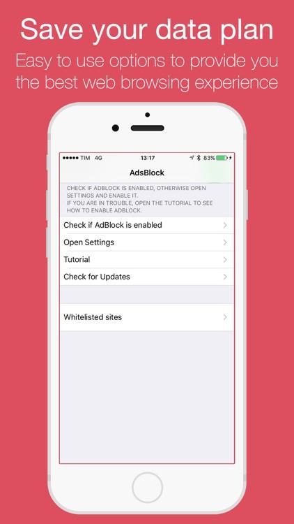 AdsBlocker - Privacy & Media