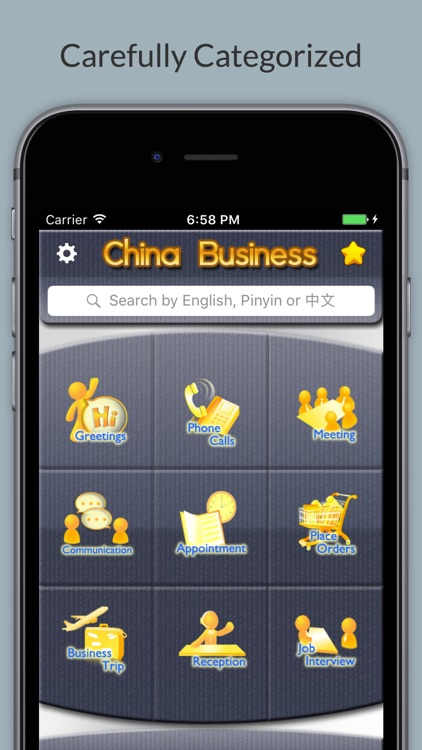 Business Chinese Pro - Phrases & Vocabulary screenshot-0