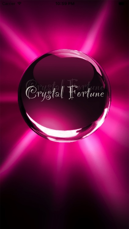 Crystal Fortune