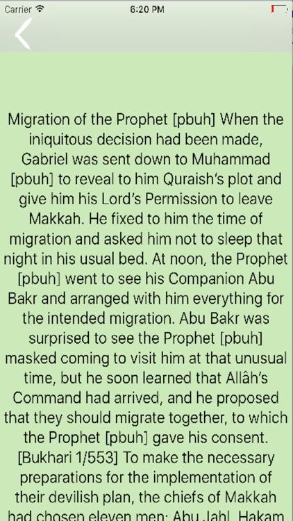 The Life Of Prophet Mohammed(PBUH) Ramadan Special screenshot-3