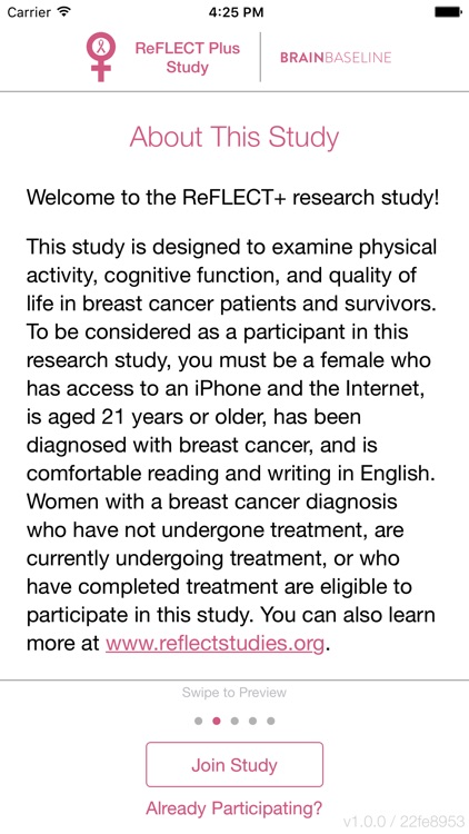 ReFLECT+ Study
