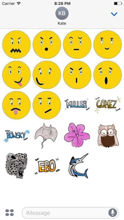 YEMBE Emojis screenshot-3