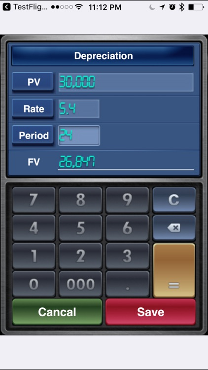 EZ Financial Calculator Lite