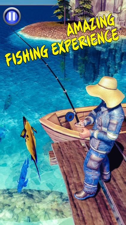Sea Fishing Catch Simulator screenshot-3