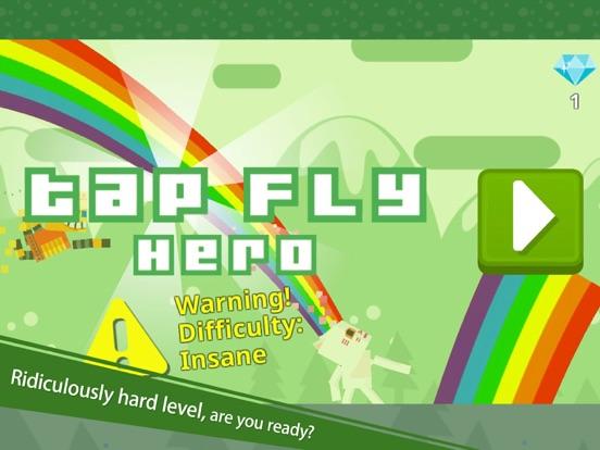 Tap Fly Hero screenshot 6