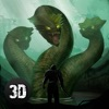 Hydra Monster Snake Simulator 3D