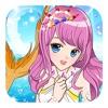 换装游戏-装扮美人鱼公主化妆小游戏