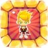 Crossy Heroes : Cross Knight Castle Kingdom Clash