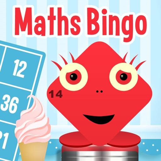 Squeebles Maths Bingo