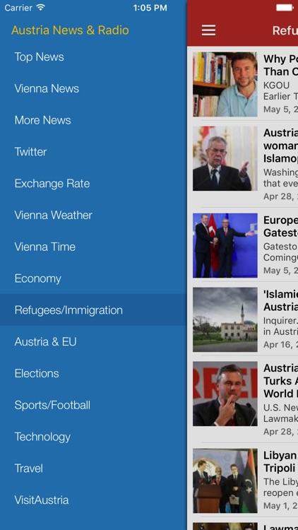 Austria News in English & Austrian Radio