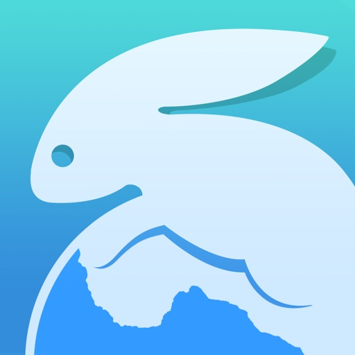 Snowbunny Private Web Browser for iPhone and iPad