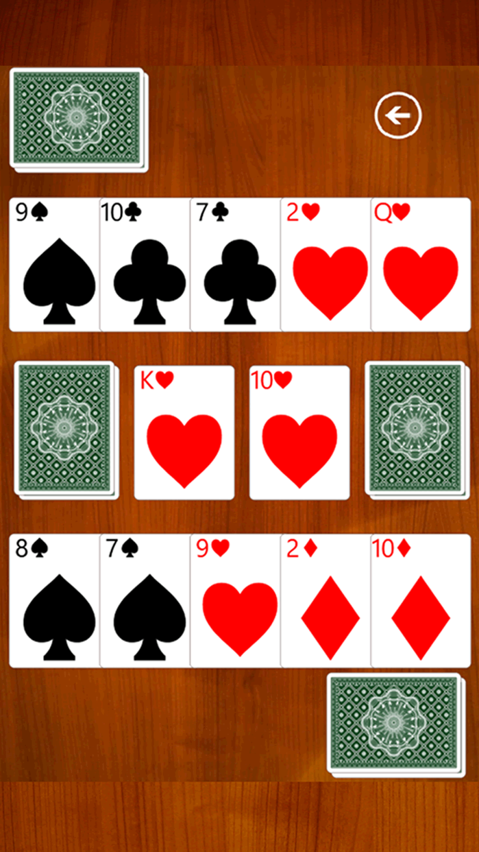 Speed the Card Game Spit Slam Screenshot