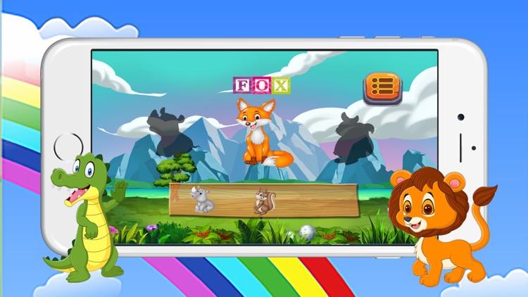 Learning English Vocabulary 3 in 1 Super Fun Games screenshot-4