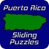 Puerto Rico Sliding Puzzles