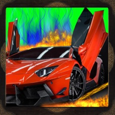 Activities of Super Speed Fast Car
