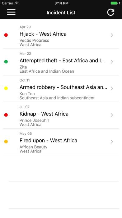 Blackbeard World Piracy Update Screenshot on iOS