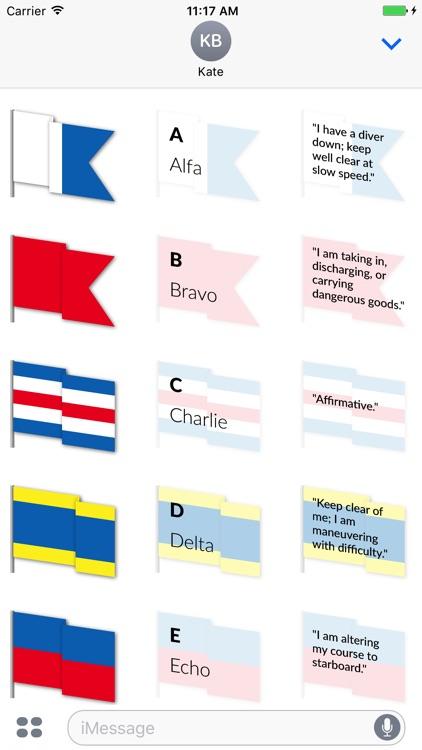 Signal Flags 2000 screenshot-3