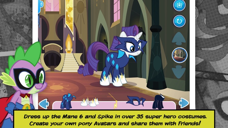 My Little Pony: Power Ponies screenshot-4