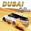 迪拜沙漠野生动物园汽车漂移