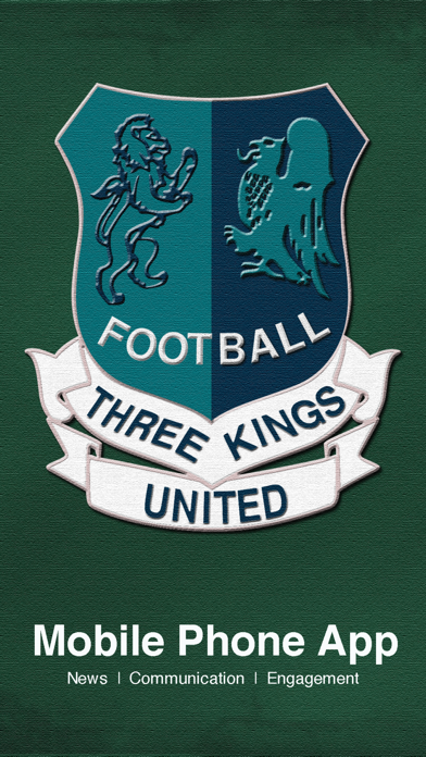 Three Kings United Club App