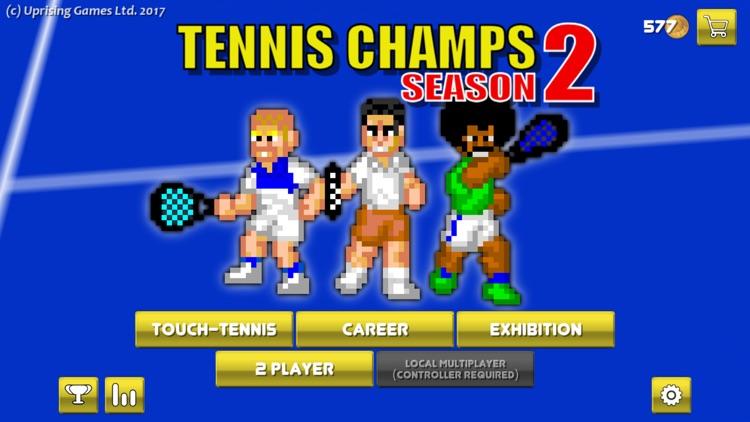 Tennis Champs Season 2 screenshot-3