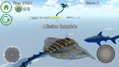 Sea Monster Simulator screenshot two