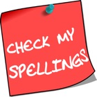 Check My Spelling: Free Educational Games For Kids icon