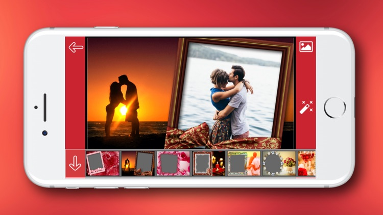 Romantic Photo Frame - Instant Frame Maker screenshot-3