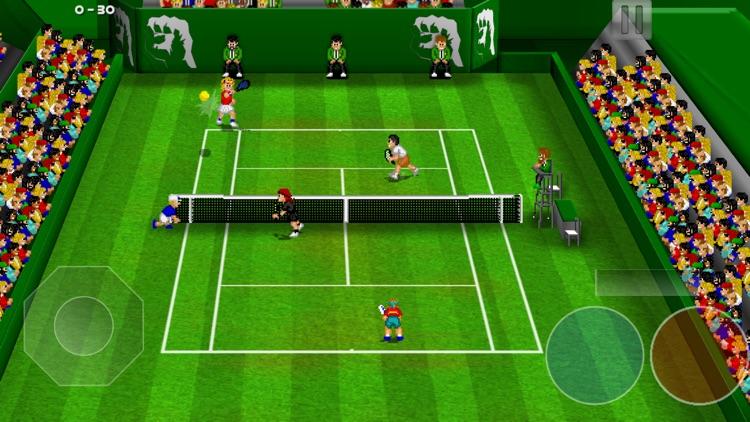 Tennis Champs Season 2 screenshot-0
