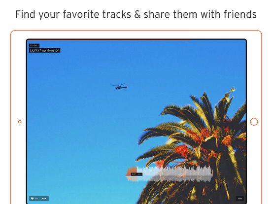 SoundCloud - музыка и звук Screenshot