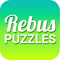Rebus Puzzles With Answers - Guess The Word Game