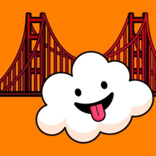 San Franciscoji Sticker Photo Booth