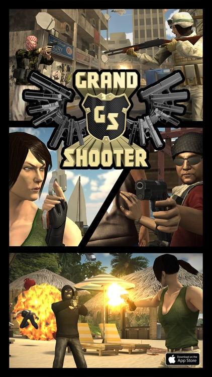 Grand Shooter - 3D Crisis Game