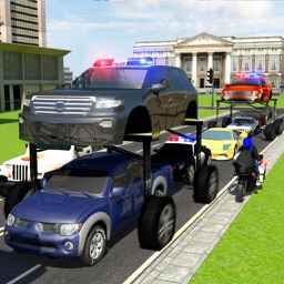 Elevated Car Driving Test: President's Taxi Driver