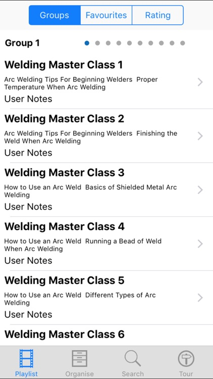 Welding Master Class screenshot-1