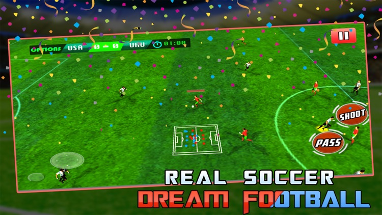 Real Soccer Dream Football