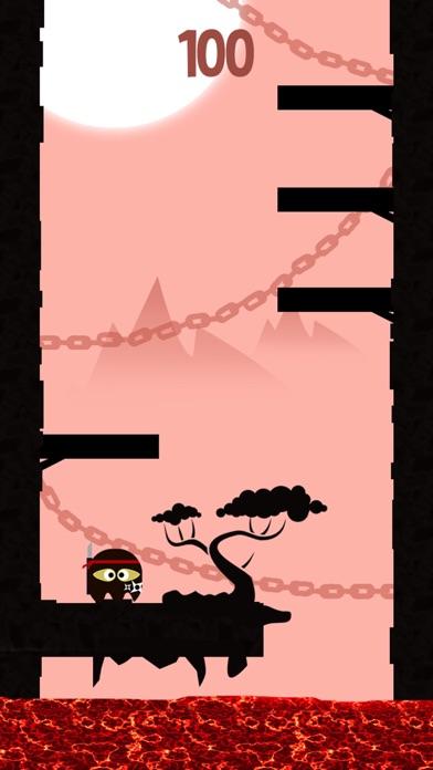 Ninja Lava Jump