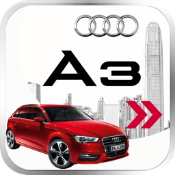 Audi A3 HK