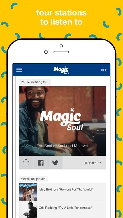 Magic Radio - Music You'll Love screenshot-3