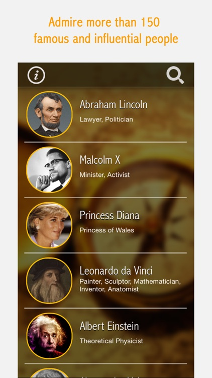 iBiography  Educational Motivational & Historical