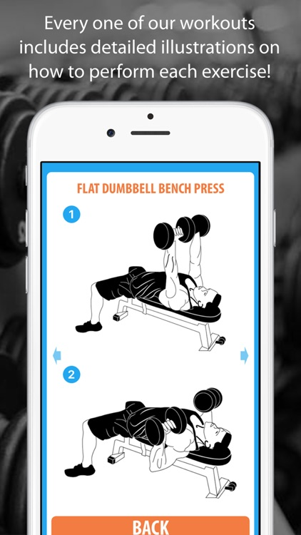 How To Build Muscle Workout Program screenshot-3