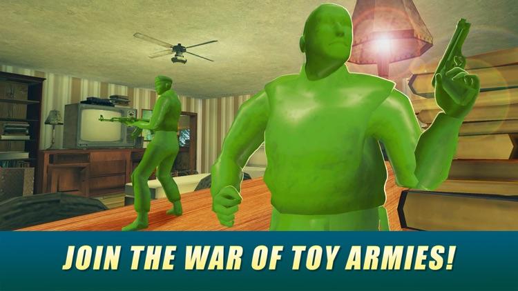 Toy Army Men Soldiers War