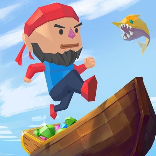 Tap Tap Jump (Endless Fish Dash) iOS App