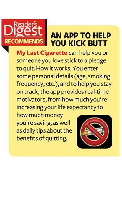 Quit Smoking - My Last Cigarette